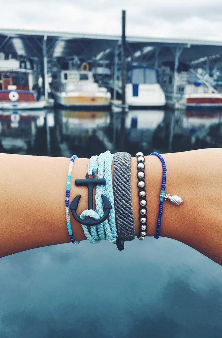Ocean Blue   Pura Vida Bracelets