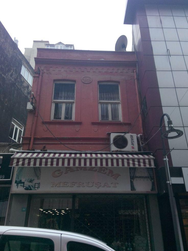 Martys Süleyman Bey street-Built year: 1912-Bandırma-Balıkesir