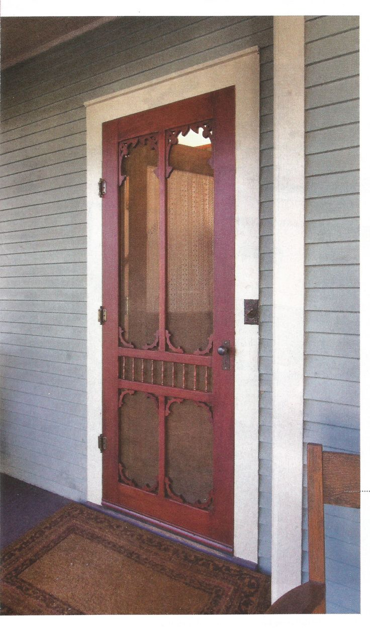 543 Best Decor ~ DOORS, Doors U0026 More Doors! Images On Pinterest | Front  Doors, Home And Vintage Screen Doors