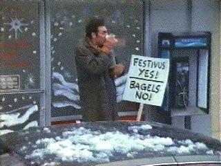 Kramer / Seinfeld / Festivus