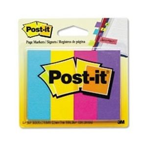 3m Post-it Page Markers 670-5a Ultra Pk5