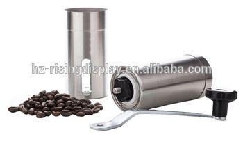 Source 2016 Hot Sales Amazon Manual Ceramic Burr Coffee Grinder on m.alibaba.com