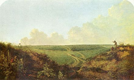Adcock of Sprowston  Mousehold Heath c. 1818-1820 by John Crome