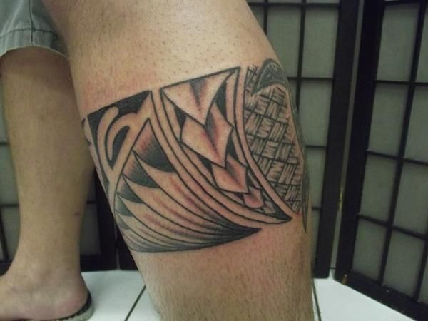 38 best leg band tattoo designs images on pinterest leg for Maori band tattoo