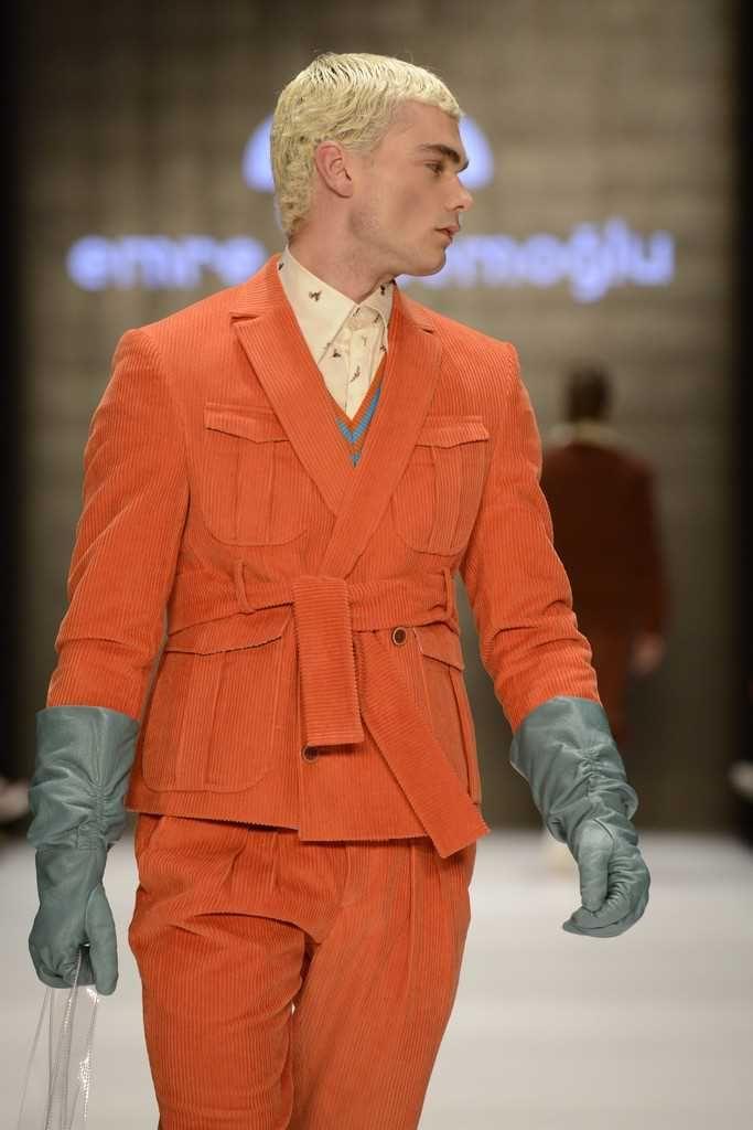 Emre Erdemoglu Fall-Winter 2019 – Istanbul Fashion Week