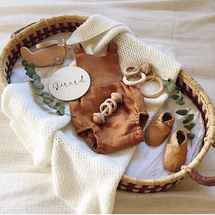 The cutest baby welcome home outfit!