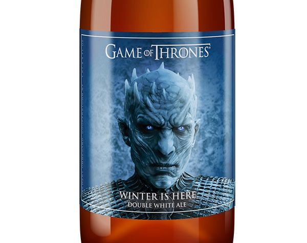 'Winter is Here' Double White Ale Is The Next 'Game Of Thrones' Beer
