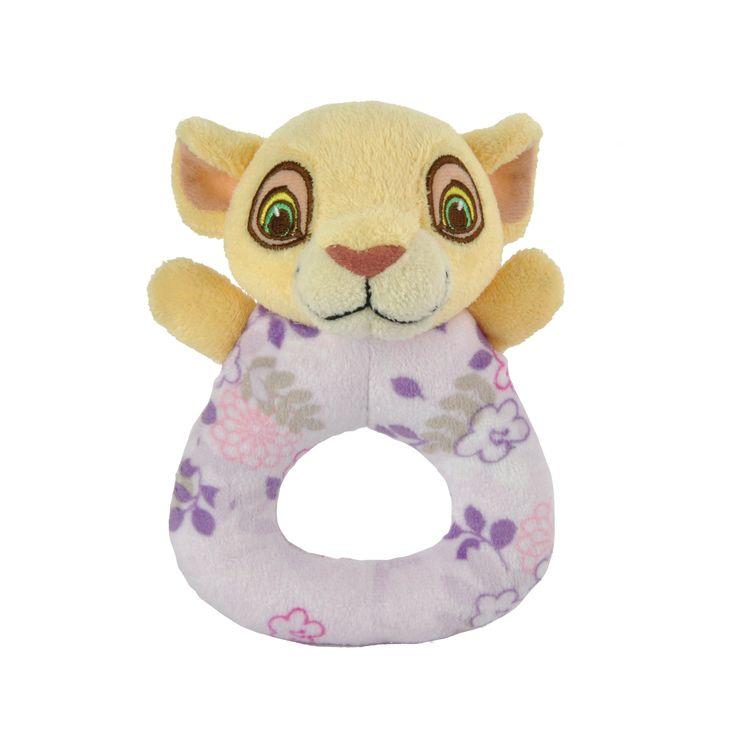 The Lion King Nala Ring Rattle Disney Baby Cashton