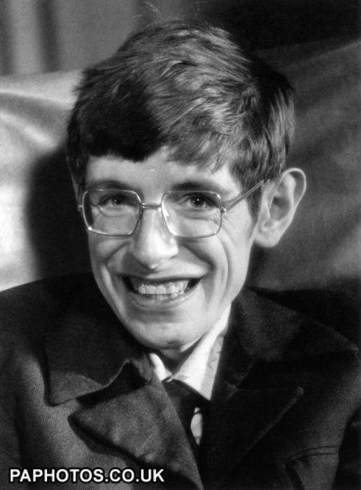Stephen Hawking -  theoretical physicist, cosmologist, author
