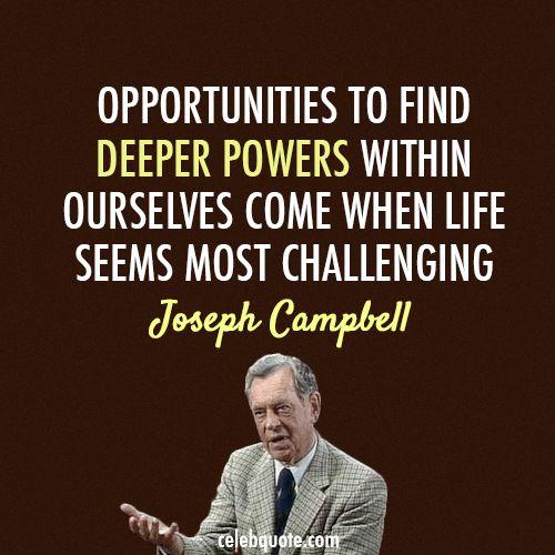 Joseph Campbell Quotes On Love: Die Besten 25+ Joseph Campbell Ideen Auf Pinterest