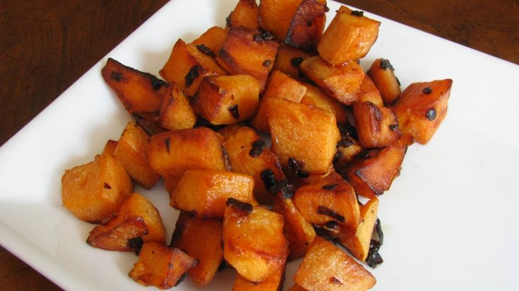 Sweet Potato Home Fries - I've made them several times and they are to die for.