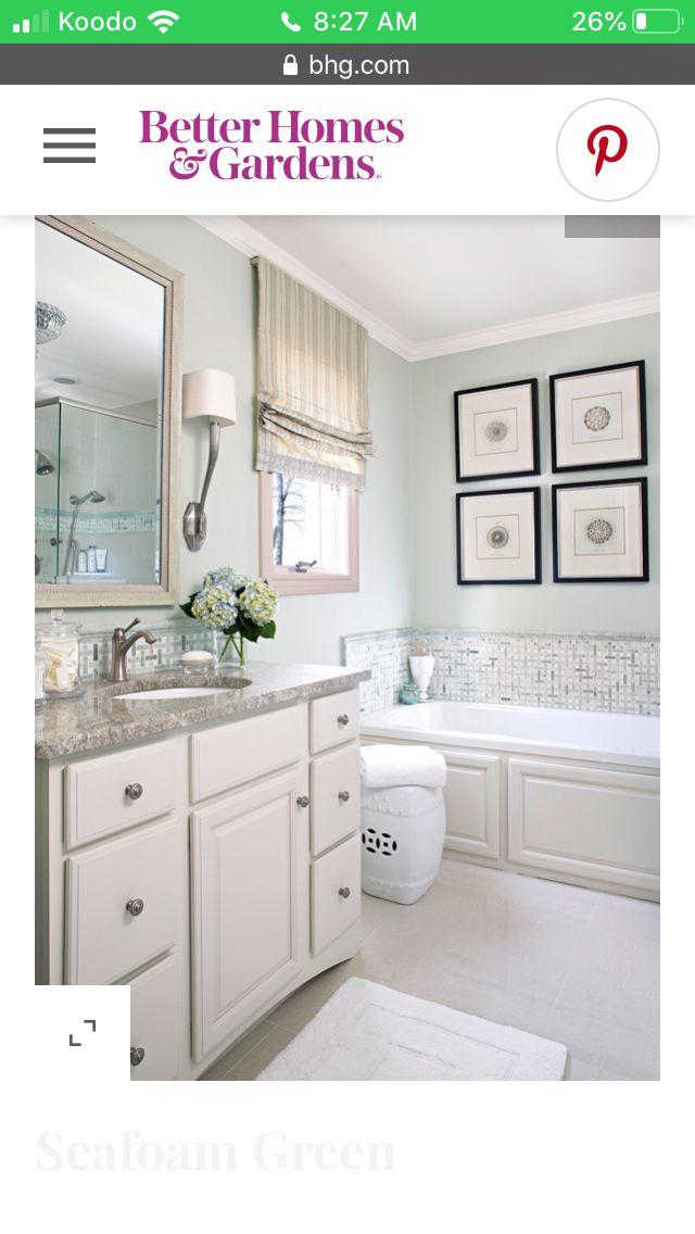 Pin By Crystal Maclean On Bathroom Bathroom Wall Decor Best Bathroom Paint Colors Amazing Bathrooms