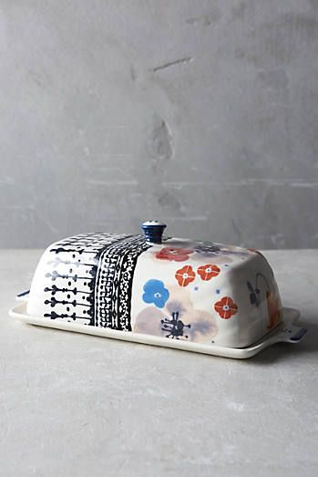 Isidre Butter Dish