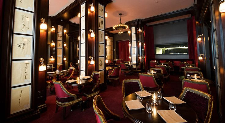 10 Beautiful New Restaurants From Architectural Digest  Tuesday, March 12, 2013, by Hillary Dixler. The NoMad NYC