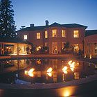 The Vineyard: This 5-red star hotel and spa is located between Newbury and Hungerford in Berkshire.