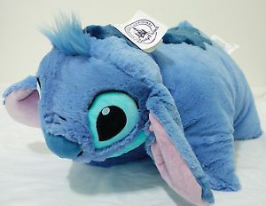 Disney Pillow Pets | NWT Disney STITCH Pillow Pet Pal Doll Tramp Plush Disney Theme Parks