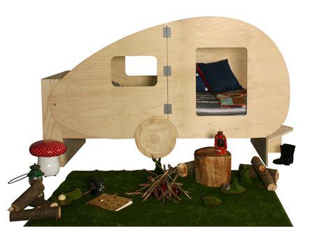 Teardrop Caravan Bed | The Great Australian Shelf | madeit.com.au