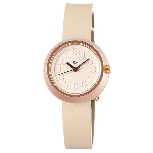 RIKI WATANABE リキ ワタナベ コリキ メタル 腕時計 レディース AKQK425