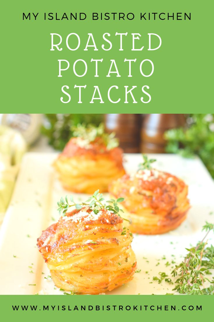Potato Stacks