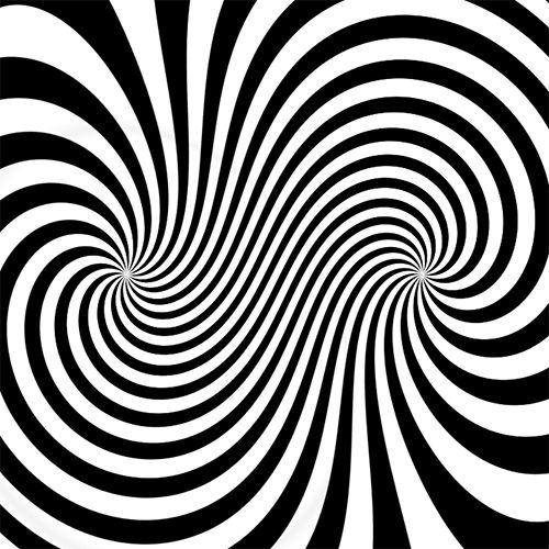 Gifs alucinantes para facebook -blanco y negro