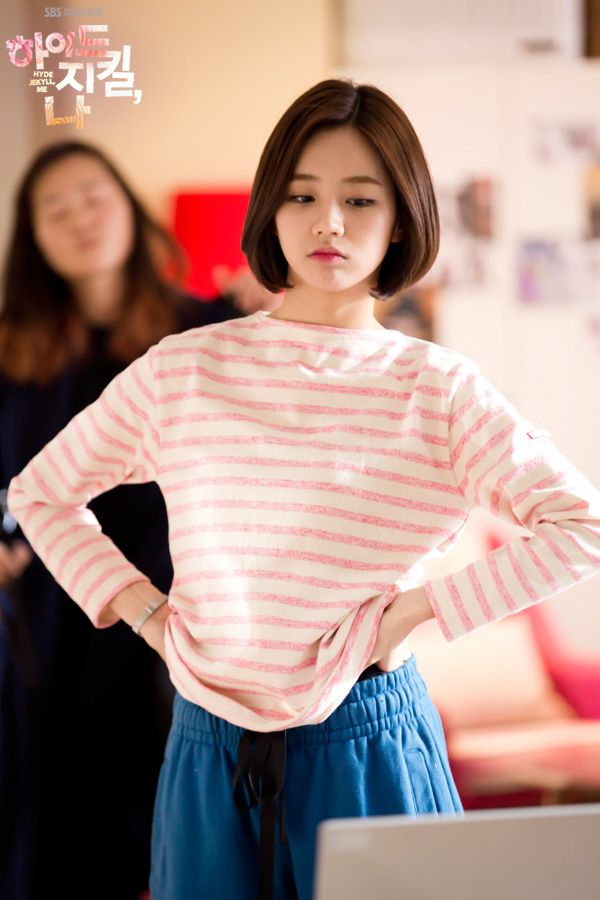 So pretty Hyeri ❤❤