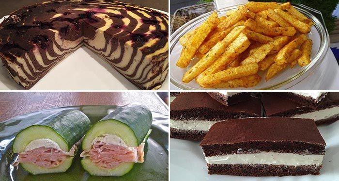 Fitness recepty bez mouky a cukru