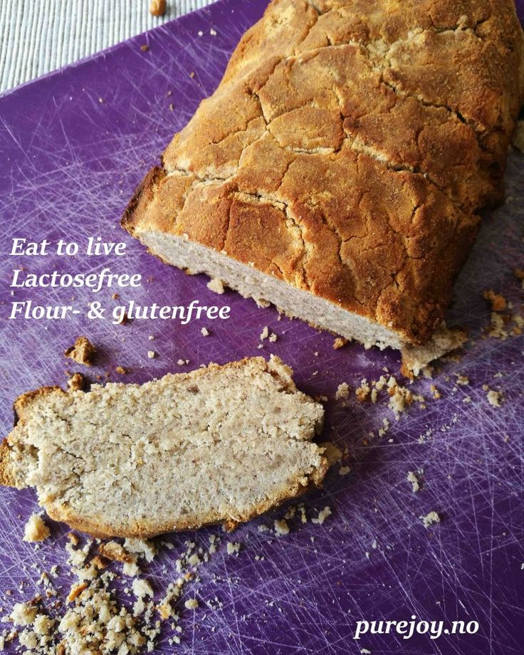 Glutenfree and so good banana bread
