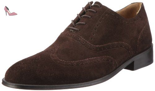 Florsheim Russel 50934/01, Chaussures de ville homme - Noir (Black Calf), 44 EU (10 UK) (10 US)