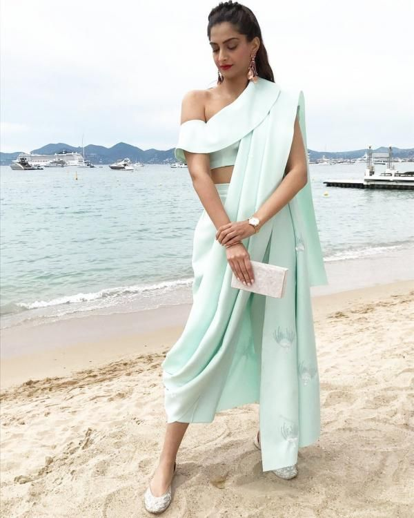 Cannes 2017: Sonam Kapoor looks stunning during a photo session at the French Riviera   PINKVILLA
