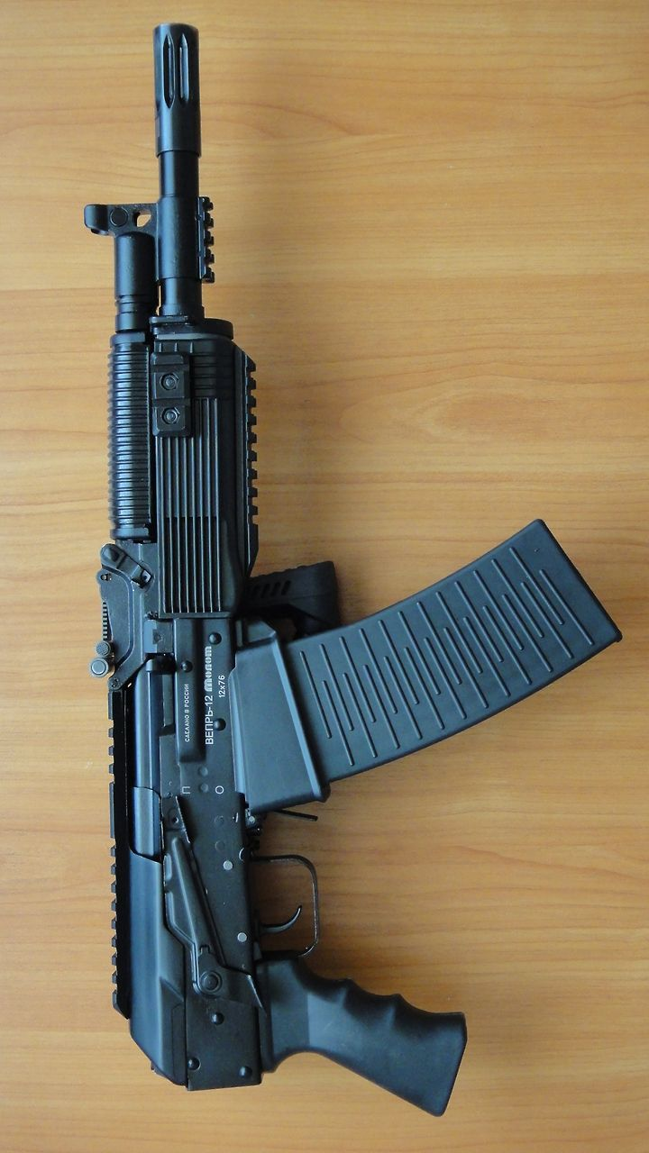 VEPR-12 Short Barreled Shotgun (SBS) - http://www.rgrips.com/tanfoglio-match/1112-match-grips.html Me Want!