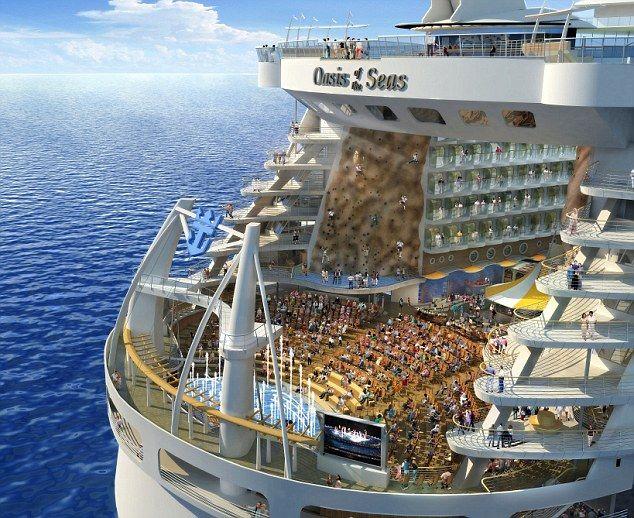 Best CRUISE Images On Pinterest Cruise Ships Track Cruise - Top 10 biggest cruise ships