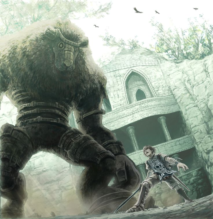 Shadow of the Colossus/#1628646 - Zerochan