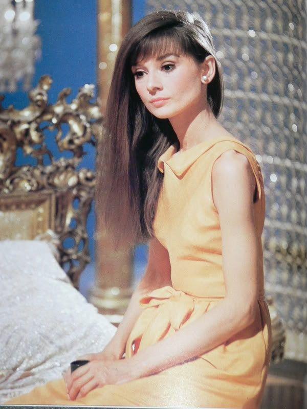 audrey hepburn long hair | Audrey Hepburn with long hair!!! | Randoms