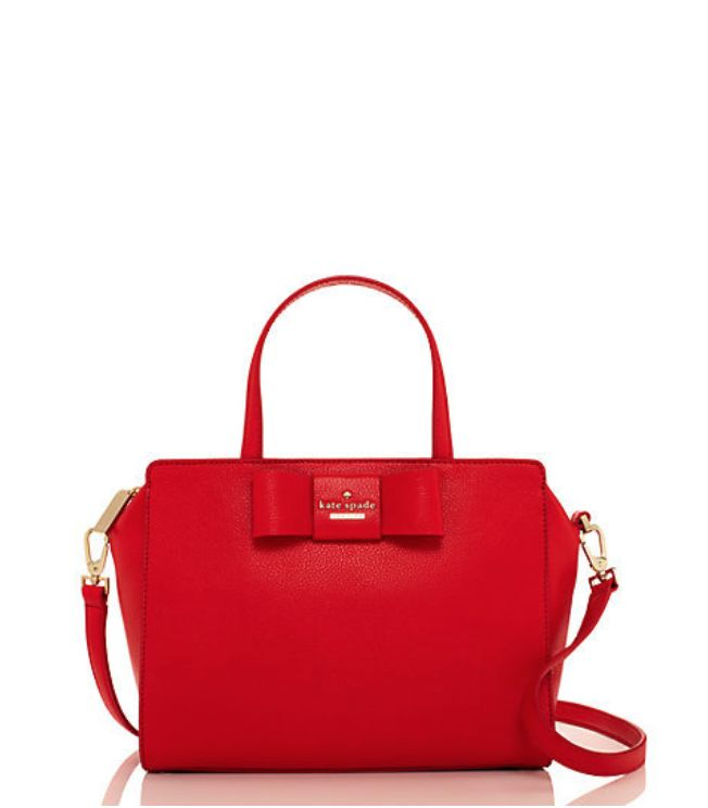 Kate Spade in Red