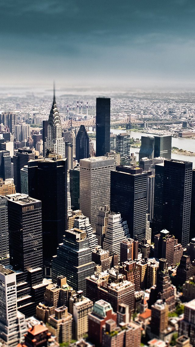 New york Sky. Tap to see Best Collection of New York City iPhone wallpapers. - @mobile9 #cities