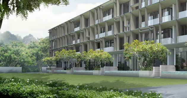 Wonderful Cluny Park Residence   Singapore   Landscape   SCDA | Herdoiza Cumbaya |  Pinterest | Architecture