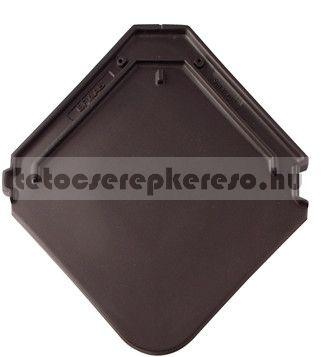 Bramac Smaragd matt, antracit, engóbozott tetőcserép akciós áron a tetocserepkereso.hu ajánlatában