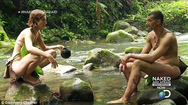 42 Best Naked And Afraid Images On Pinterest  Naked -6816