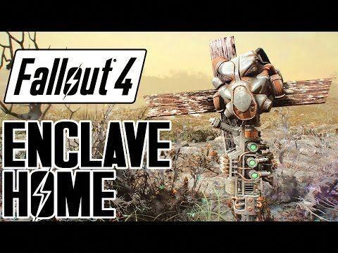 Fallout 4 Enclave Remnant Bunker