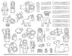 Fun Nativity Craft Idea!