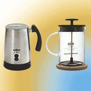 #Automic #Electric Vs #Handpump  #MilkFrother  More here: http://www.milkfrotherjudge.com/electric-milk-frother-vs-hand-pump-milk-frother/
