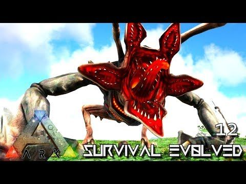 awesome ARK: SURVIVAL EVOLVED - FLYING MONSTER MARHROMORPH ROCK
