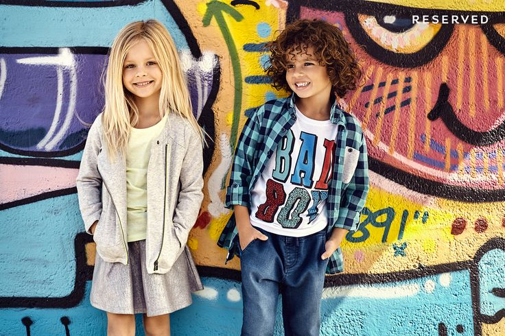 Reserved Kids SS16 #street#wear#colors#graffiti#summer