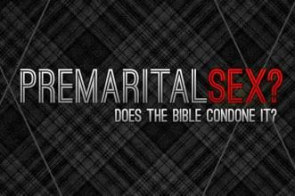 What does the bible say about premarital sex photo 1