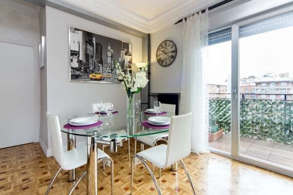 Madrid - Luxury Madrid Castellana Penthouse