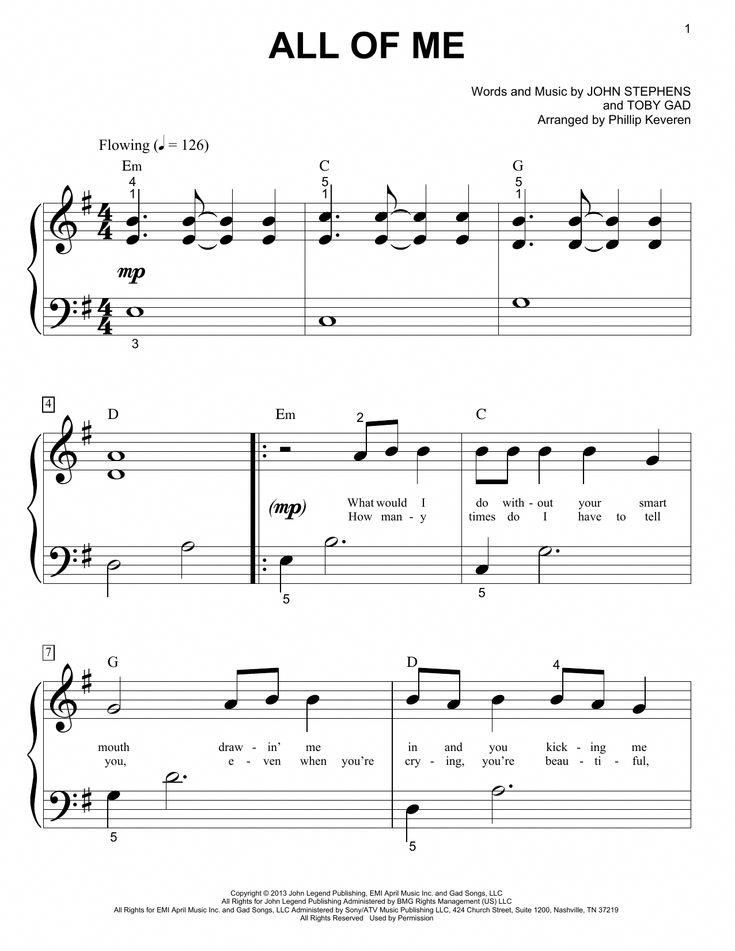 Take 10 Minutes To Get Started With Modern Piano Sheet Music