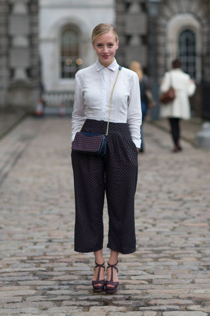 The Style Has Spoken: Cool in Culottes