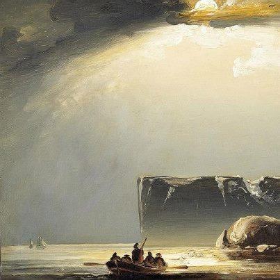 Peder Balke, Nordkapp , (1840)