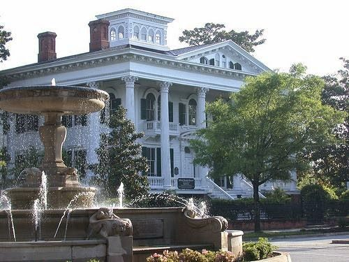 The Bellamy Mansion in Wilmington, N.C.; OUT AND ABOUT IN NORTH CAROLINA: TOP CIVIL WAR LANDMARKS AND ATTRACTIONS NEAR WILMINGTON, N.C.