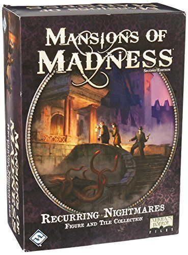 mansions of madness recurring nightmares